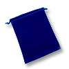 Travel Carrying Pouch Color Blue