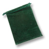 Travel Carrying Pouch Color Green