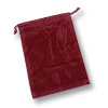 Travel Carrying Pouch Color Red