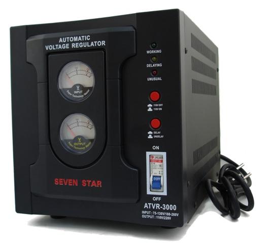 Seven Star Voltage Converter