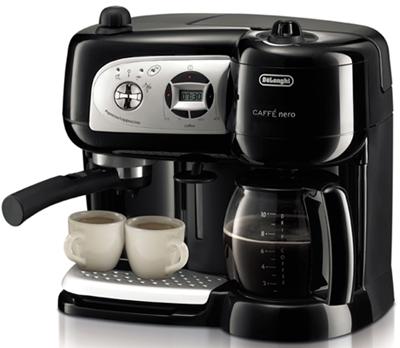 Coffee Maker Java Code : DELONGHI BC0264 3-IN-1 ESPRESSO COFFEE MAKER FOR 220 VOLTS