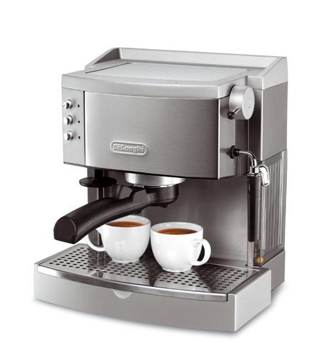 delonghi ec700 coffee machine for 220 volts. Black Bedroom Furniture Sets. Home Design Ideas