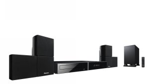 PIONEER HTZ181 REGION FREE HOME THEATRE SYSTEM FOR 110-220 VOLTS