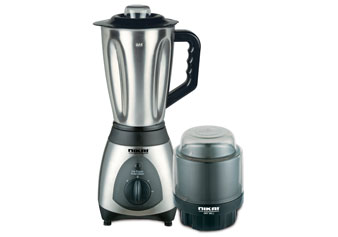 How To Use Nikai Coffee Maker : NIKAI NB-1715 Stainless Steel Jar Blender FOR 220 VOLTS ...