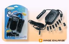 Auto DC Power Regulated Adapter