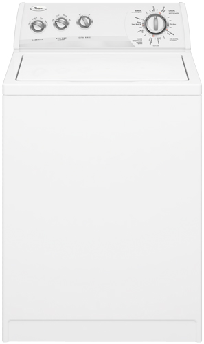 LARGE CAPACITY WASHER by Whirlpool