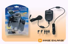Car Adapter for Laptop