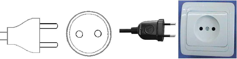 Outlet Plug Type C, Outlets, Voltage, Plug Type C, CEE 7/16