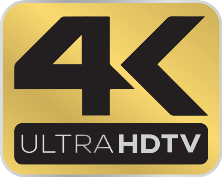 4K ultra HD Multisystem TV Full HD