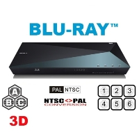 Blu-Ray Region Code Free DVD Players