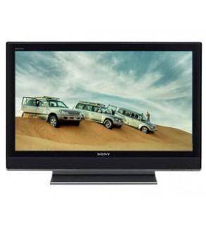 "SONY KLV-37U300A 37"" MULTI-SYSTEM LCD HD TV"