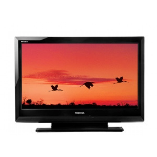 Toshiba Regza Hd Ready 32 Inch Lcd Multisystem Tv For 110