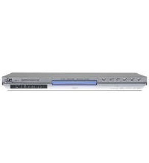 JVC Code free DVD Player With Progressive Scan, PAL-NTSC Converter