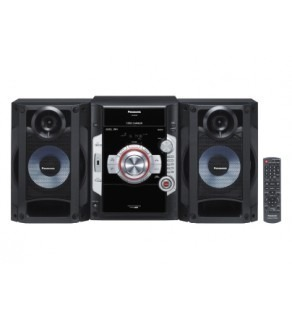 Panasonic AK280 5 CD Stereo System 110-220 Volts