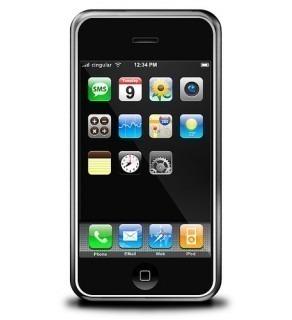 Apple iPhone 8GB 3G Unlocked Quad Band GSM Phone