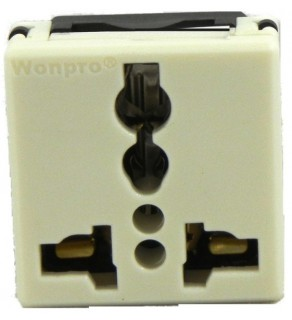 Type A through L Universal Electrical Receptacle Outlet 10 AMPS