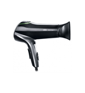 Braun Satin Hair 7 HD-710 solo (Black) 220 Volts