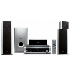 Panasonic SCHT540 Multisystem Code Free 5-DVD Home Theater 110 220 Volts
