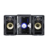 Panasonic SCVKX20 Mini Hi-Fi System 110 220 Volts