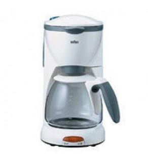 Braun 220 Volt 10 Cup, White