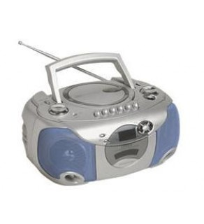 Citizen Jdj-205 3 In 1 Cd Radio Tape Portable Boom Box