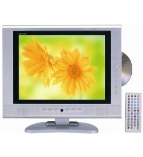 Malata - Sunia LCD Computer Monitor, region free DVD player, and American TV