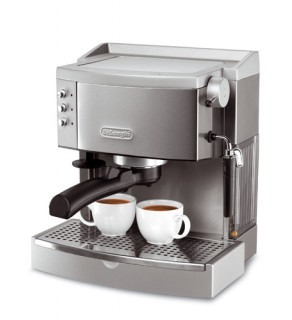 DELONGHI EC700 COFFEE MACHINE FOR 220 VOLTS