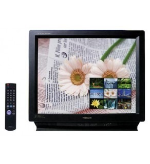 "HITACHI 33"" SUPER Multi-System TV, PIP"