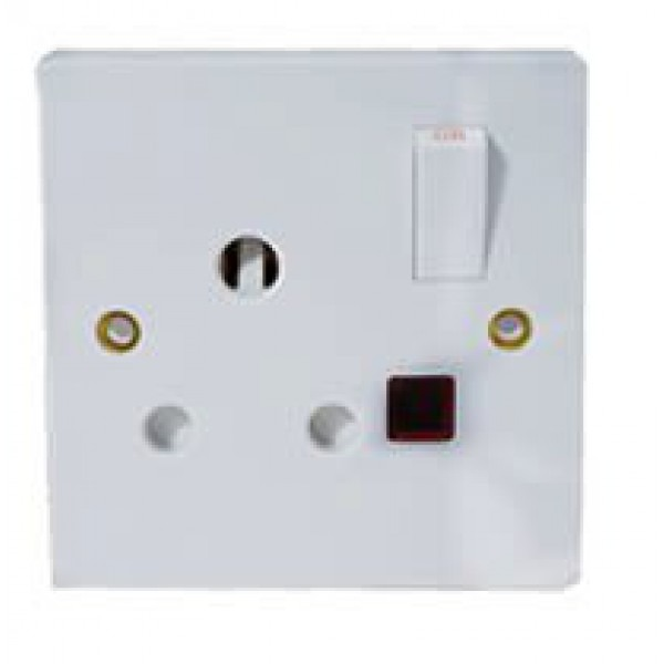 Type M Electrical Receptacle Outlet for India, Africa, & Middle East ...