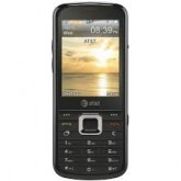 AT&T ZTE F160 Black Unlocked GSM Phone (Default)
