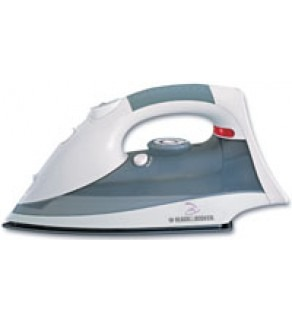Black & Decker Steam Iron X775 220 Volts