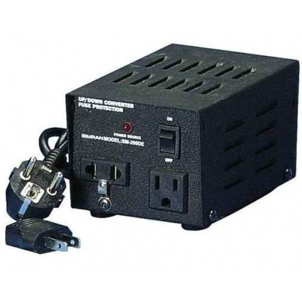 Seven Star Tc 100 100 Watts Step Up And Down Voltage