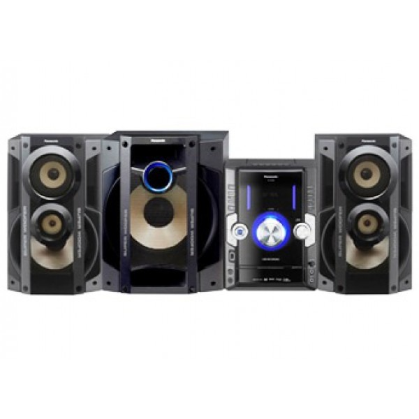 Panasonic Scvkx80 Mini Hi Fi System 110 220 Volts