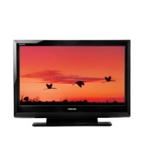 TOSHIBA REGZA HD READY 32 Inch LCD MULTISYSTEM TV FOR 110-220 VOLTS