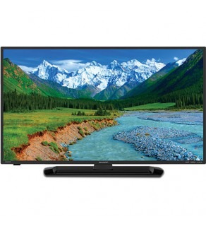 "Sharp LC-32LE265M 32"" HD Multi-System LED TV 200Hz 110-240 Volts"