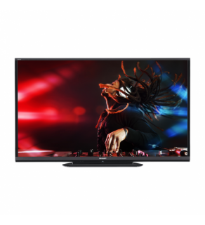 "Sharp LC-50LE458 50"" PAL NTSC SECAM Multi System Full HD LED TV with 110-240 Volt 50/60 Hz"