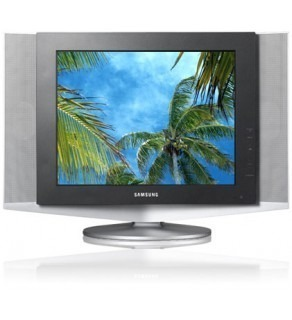 SAMSUNG LA20S51B MULTISYSTEM TV LCD, WITH STAND AND WALL MOUNT