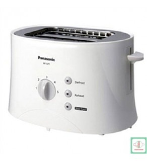 Panasonic NT-GP1WUA 2 Slice 680 Watt Toaster Oven 220-240 Volts