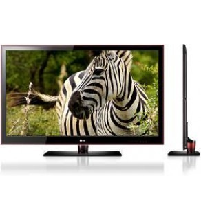 "LG 42"" 42LE-5500 MULTISYSTEM LED TV FOR 110-220 VOLTS"