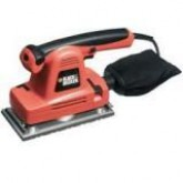 Black & Decker KA274EPK Finishing 1/2 Sheet Power Sander FOR 220 VOLTS