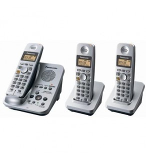 Panasonic KX-TG3033S 2.4 GHz Cordless Telephone w/Digital Answer