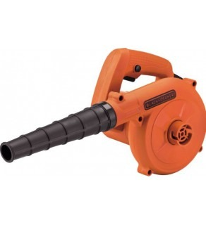 Black & Decker 530 watts Single Speed Blower FOR 220 VOLTS