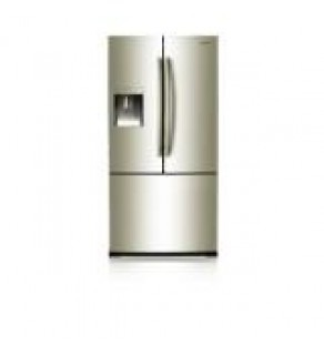 Samsung RF-62TBPN Side by Side Fridge FOR 220 VOLTS