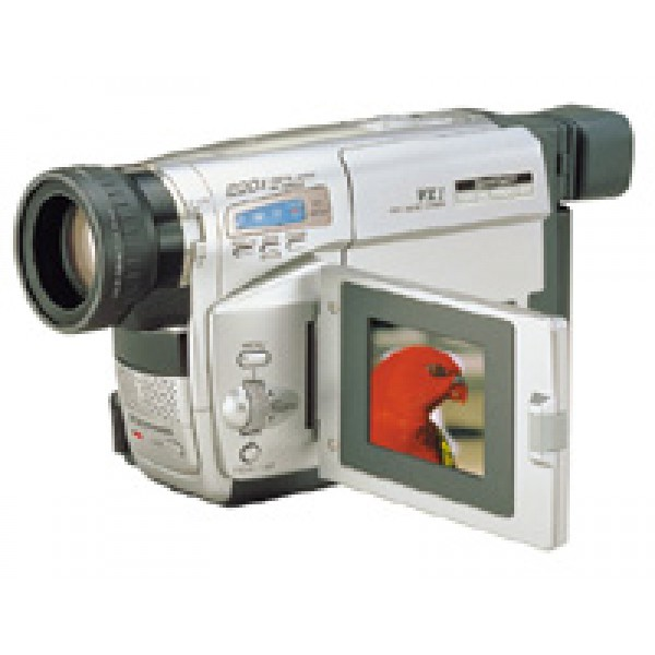 Panasonic Super Vhs C S Vhs Et Camcorder Nv Vs70