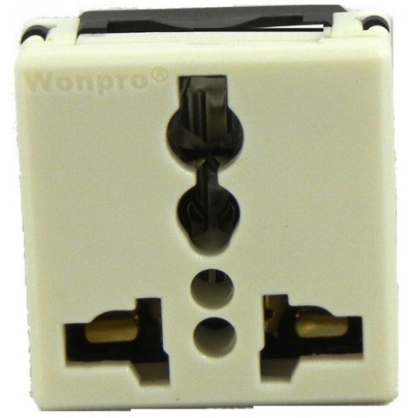Type A through L Universal Electrical Receptacle Outlet 10 AMPS ...