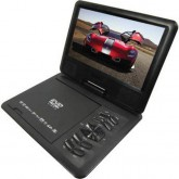 "9"" Region Code Free DVD Player 110-220 volts"
