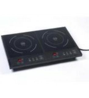 Domo Do-315Ip Induction Cooktop Dual Burner 220 Volts