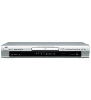 JVC Code Free DVD Player With PAL-NTSC Coverter
