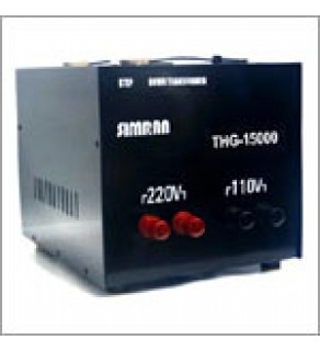 TC-7500A, 7,500 Watts Step Down Voltage Converter Transformer 220-110 Volts, (CE Approved)