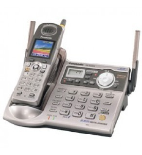 PANASONIC KX-TG5576M 5.8 GHZ FHSS GIGARANGE EXPANDABLE DIGITAL CORDLESS ANSWERING SYSTEM WITH A 1.6?